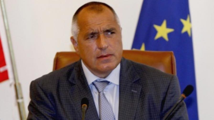 Борисов: Няма да се обяснявам нито на сини, нито на червени