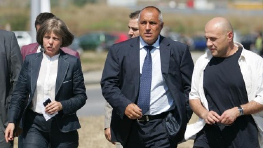 Б. Борисов: Обещах на избирателите Доган да е подсъдим