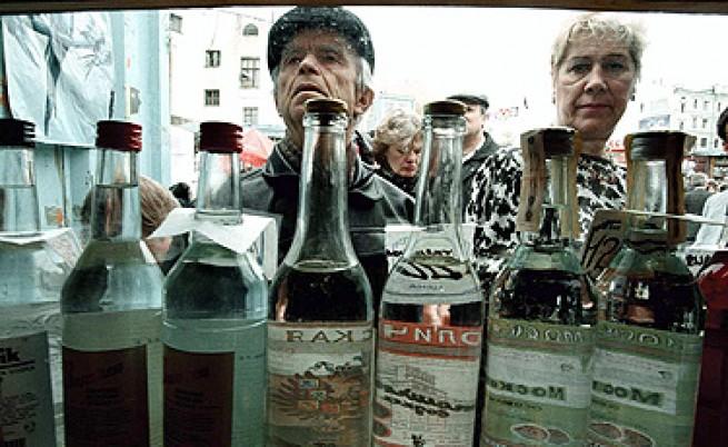 Антиалкохолни екстремисти в Русия нападат хора, които пият