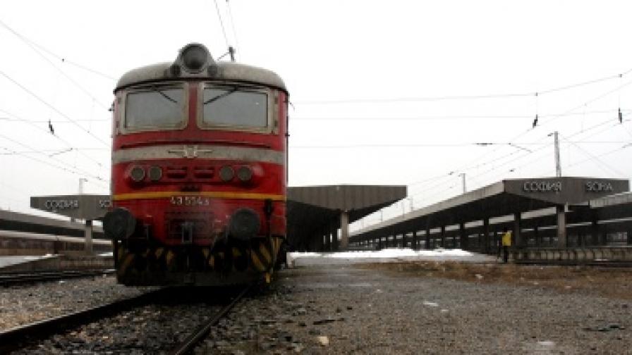 Шест международни влака спират заради стачка в Гърция