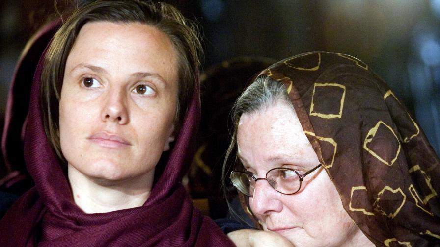 Иран освободи Сара Шърд след повече от година