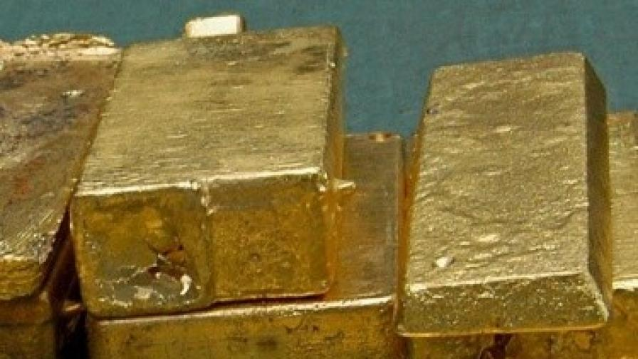 Цената на златото стигна нов рекорд