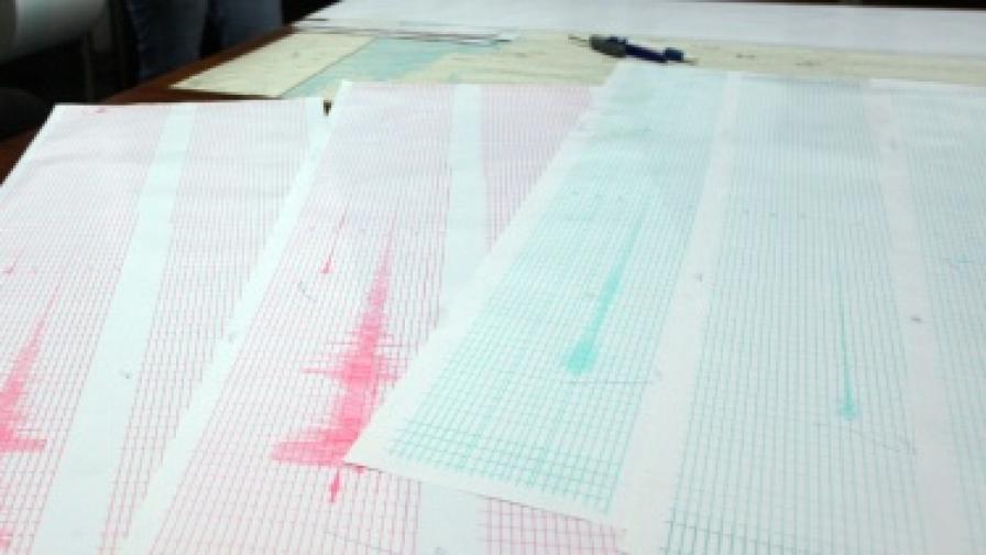 Две слаби земетресения до София