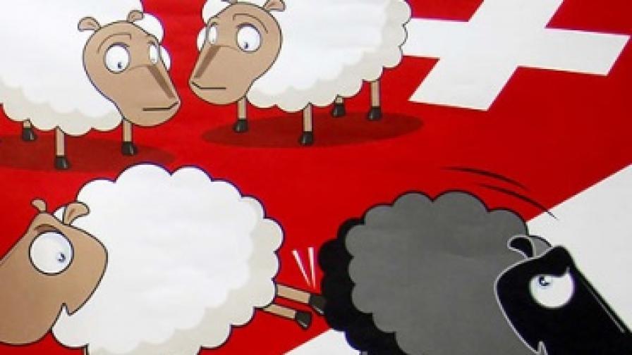 Швейцарците: Чуждестранните престъпници - вън