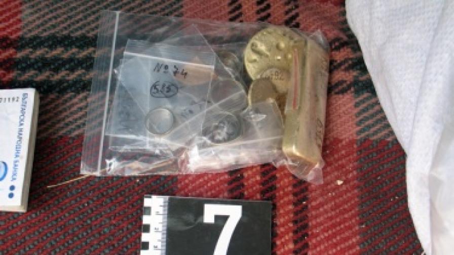 """Откраднаха 320 кг злато от акция """"Леярите"""""""