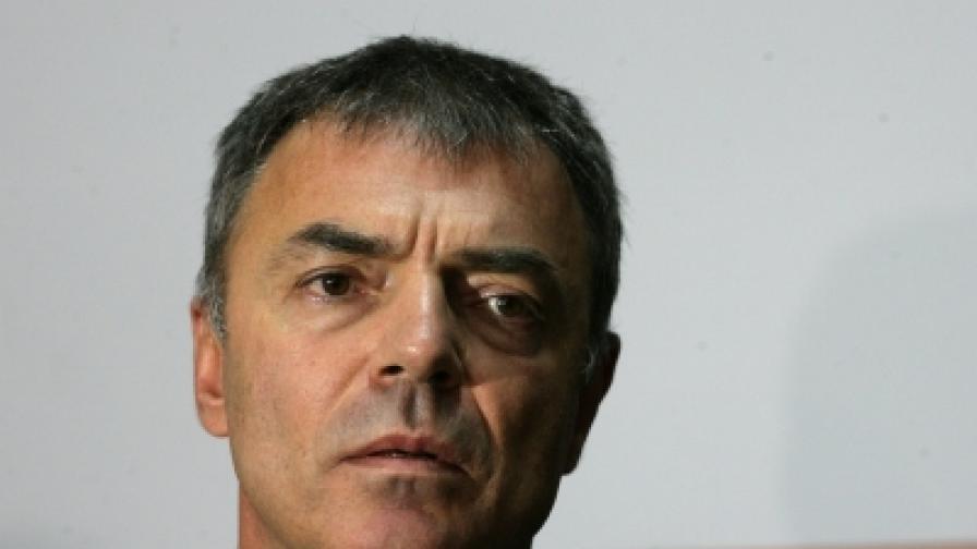 Министър Сергей Игнатов