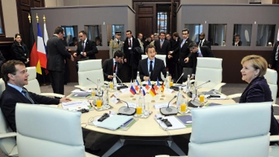 Русия май ще се включи в противоракетния щит