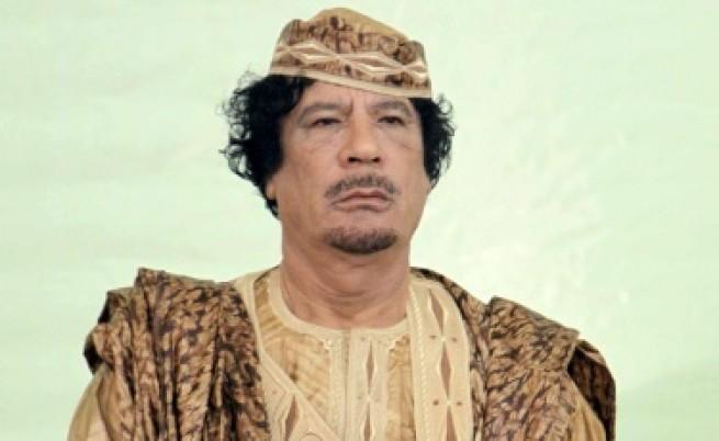 Кадафи празнува 40 г. на власт