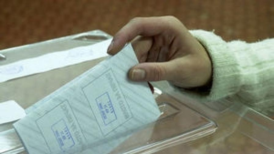 Частични избори в осем населени места