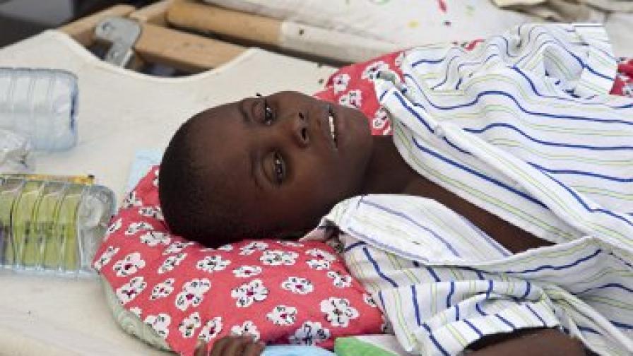 Холерата в Хаити - биологична атака