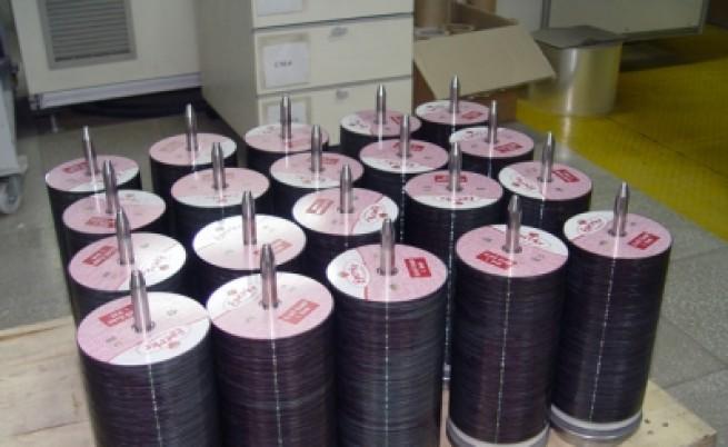 Хванаха производители на пиратски дискове