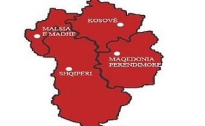 Албански политик: Велика Албания до 2013 г.