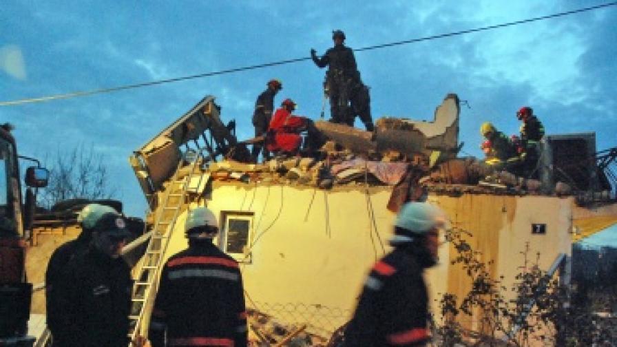 Ново земетресение в Кралево