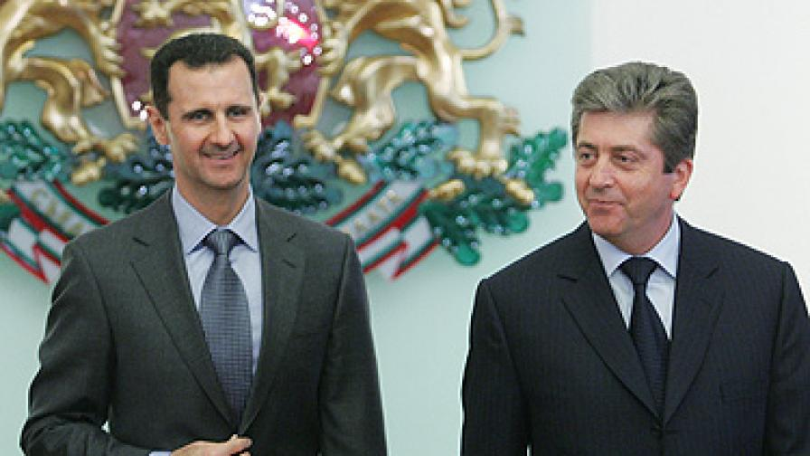 Първанов: Може да изнасяме ток за Сирия