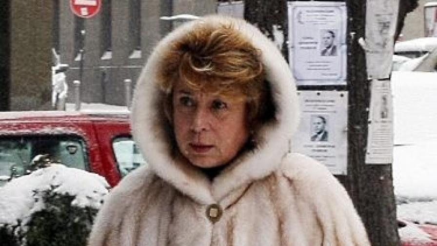 Обвинителният акт срещу Масларова вече в съда