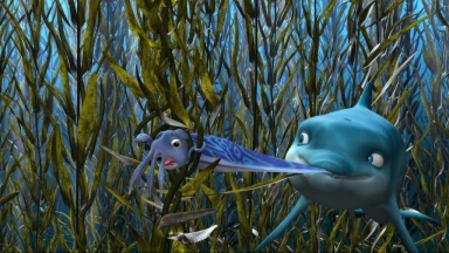 """""""Делфинът: Историята на един мечтател"""""""