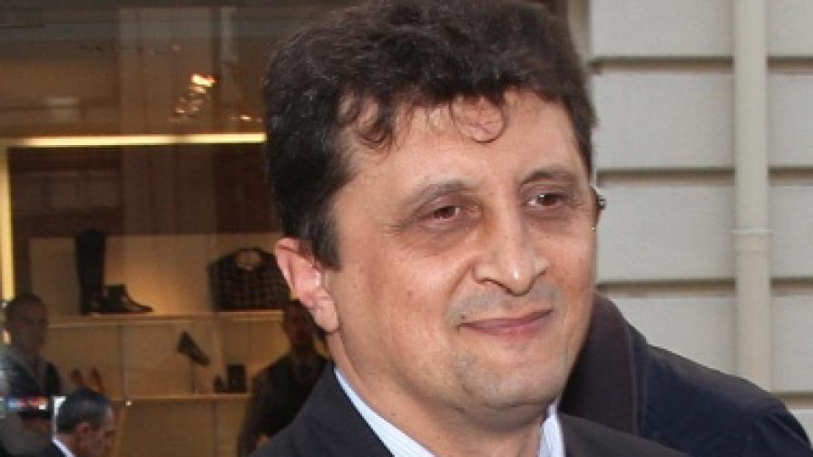 Новоизбраният председател на ВАС Георги Колев