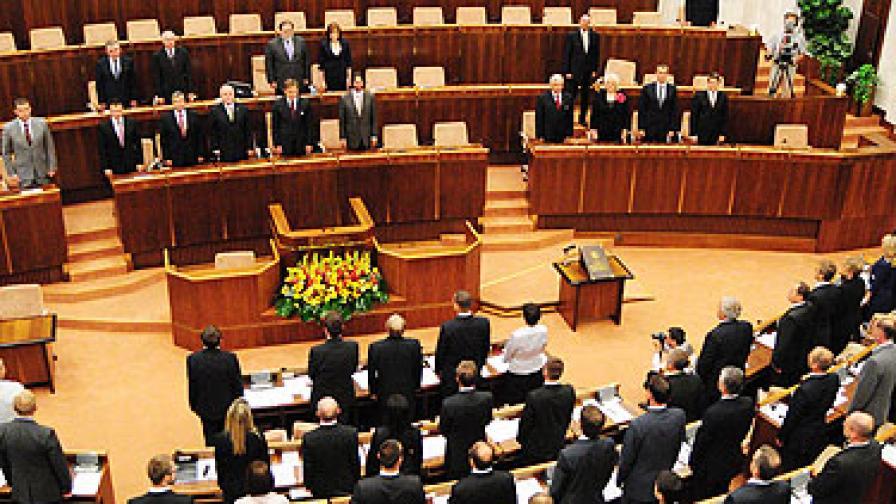 В Словакия ще режат депутатски заплати според дефицита
