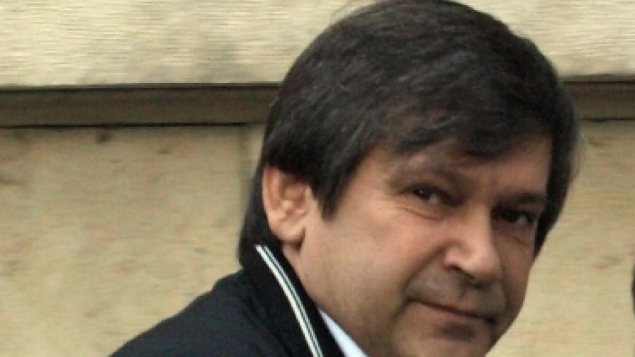 Веселин Данов излиза предсрочно от затвора
