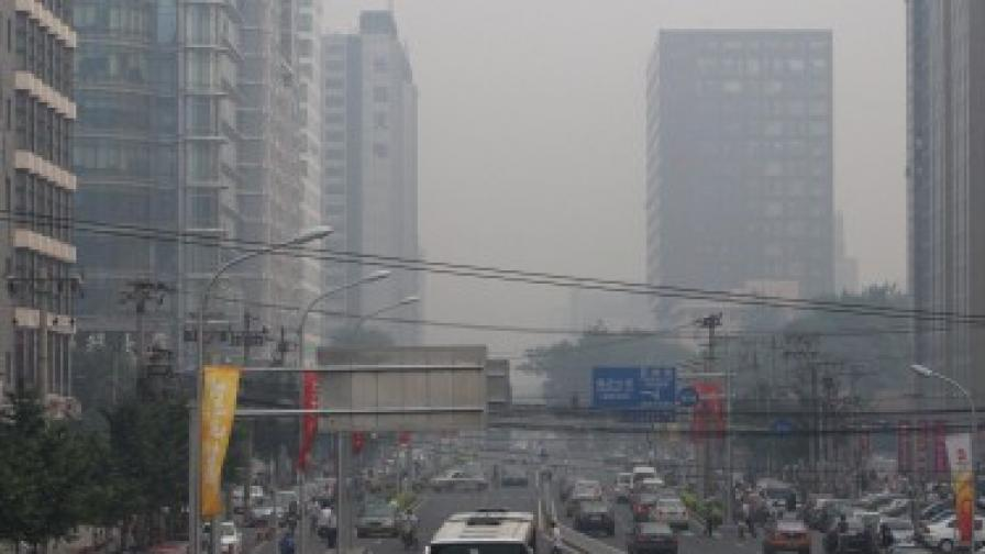 Неработен ден в Техеран заради мръсния въздух