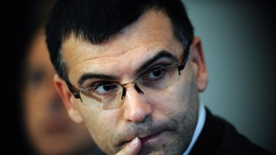 Дянков критикува европейските институции по Би Би Си