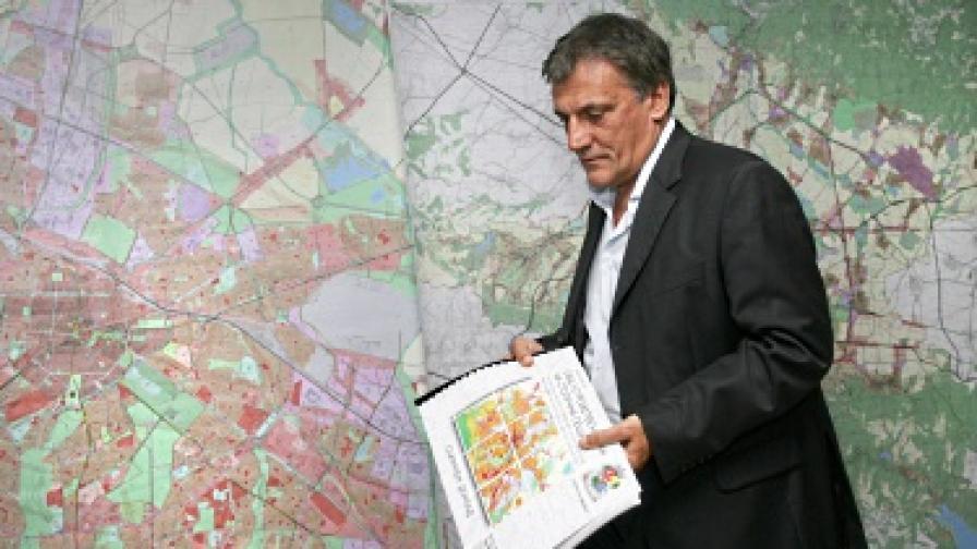 Концесия и атракционен комплекс готви общината за Западен парк