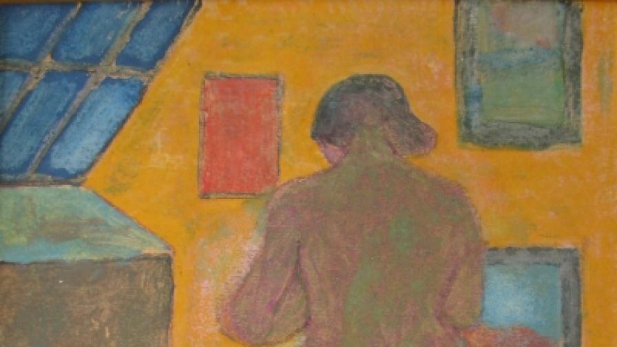 Какво има в ателието на художника