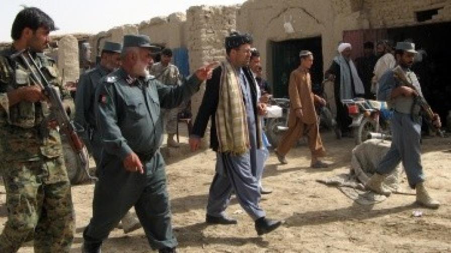 Освободиха отвлечен холандец в Афганистан