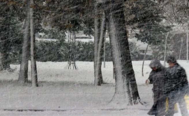 Истинската зима - след средата на декември