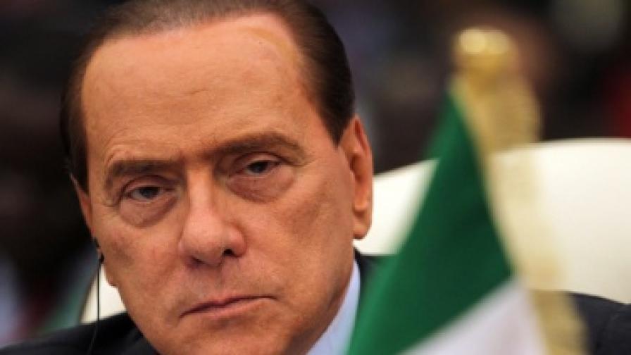 Разследват Берлускони заради Мишел Бонев
