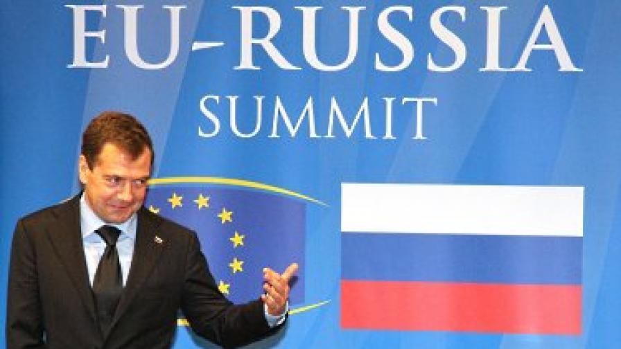 Руснаците обнадеждени за СТО