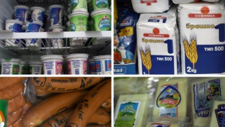 Хранителните стоки по тържищата продължават да поскъпват