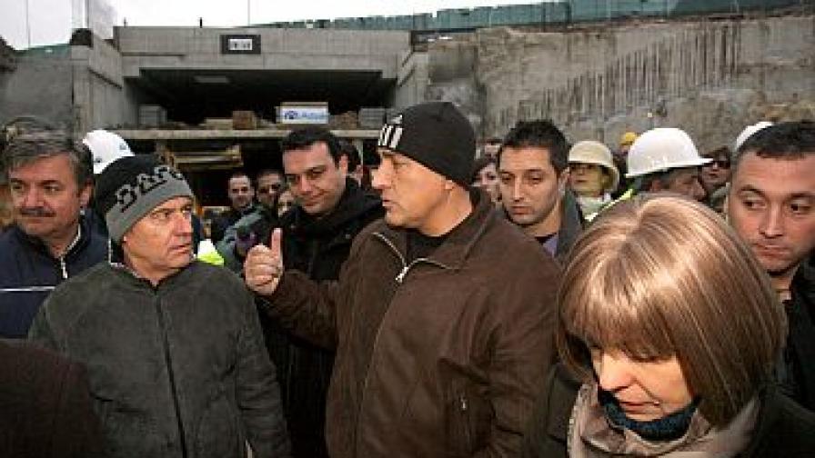 Борисов: Всички във властта да са под стрес, наблюдавани са