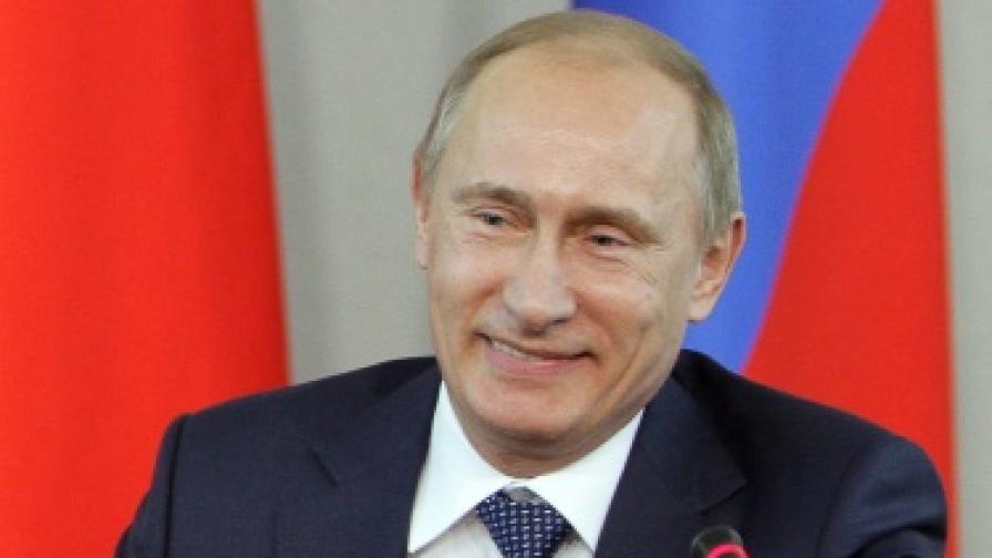 Руският премиер Владимир Путин