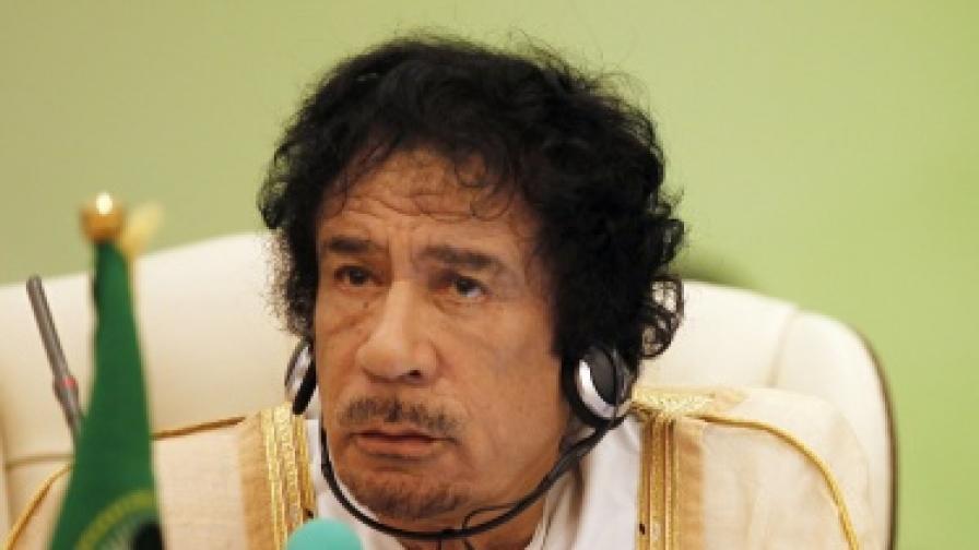 Кадафи иска едномилионна африканска армия
