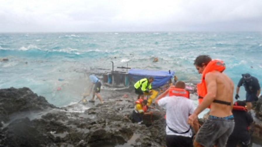 27 души се удавиха край Австралия