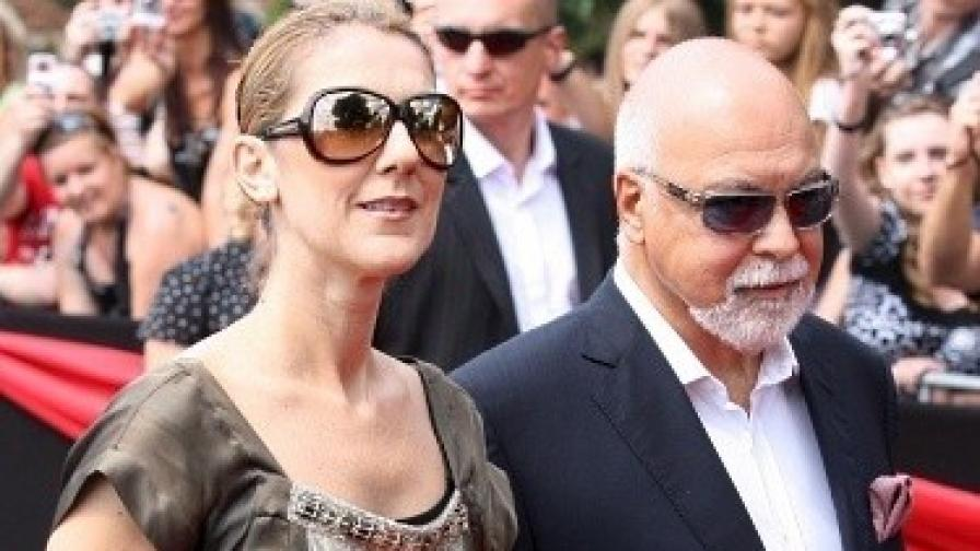 Селин Дион и Рене Анджели