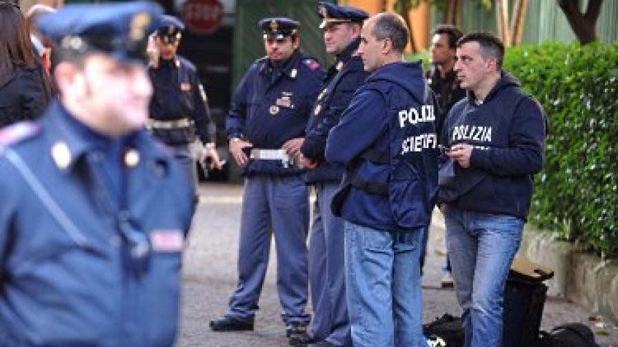Пакет документи паникьоса US посолство във Ватикана