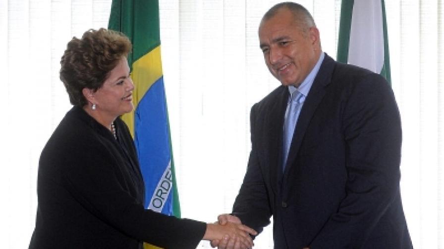България - Бразилия: Нова ера