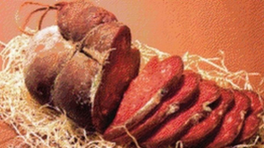 Как се крадат хърватски колбаси