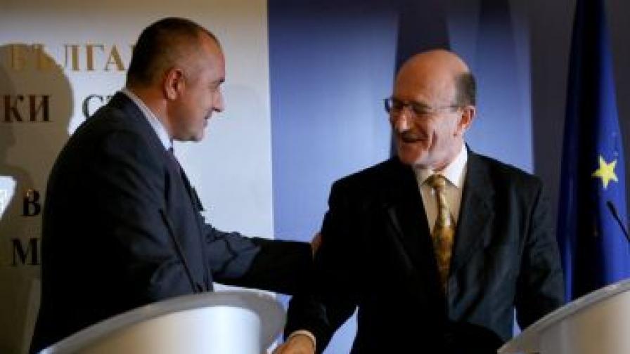 От ОЛАФ ни похвалиха за пресичането на измами с евросредства