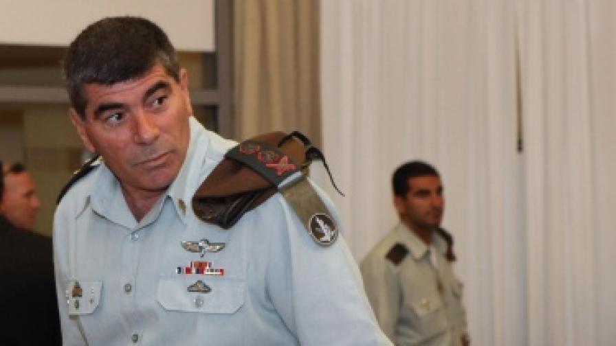 Ген. Габи Ашкенази