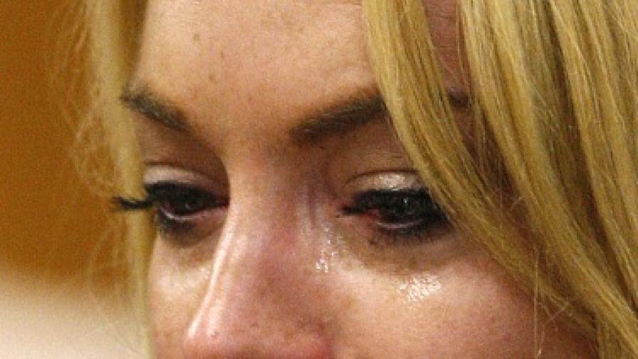 Женските сълзи = никакъв секс