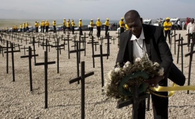 Една година от трагедията в Хаити