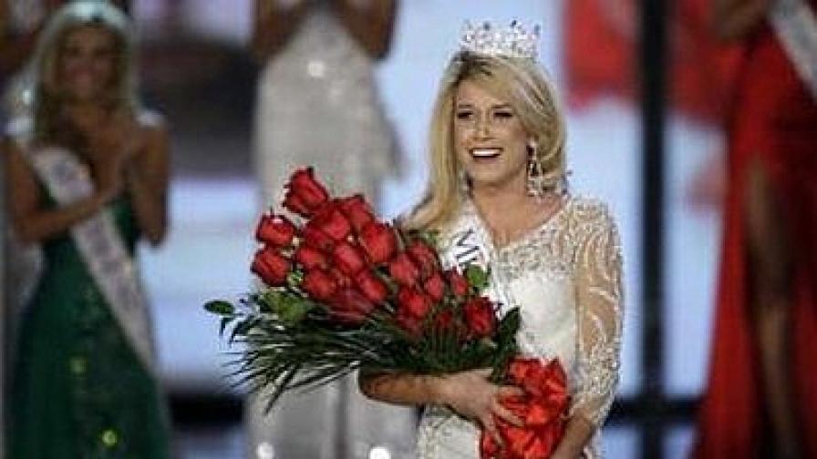 Мис Америка за 2011 г.