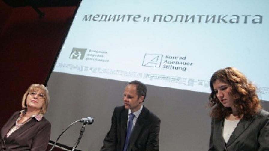 Лозанов: Информацията от подслушване разрушава медийната среда