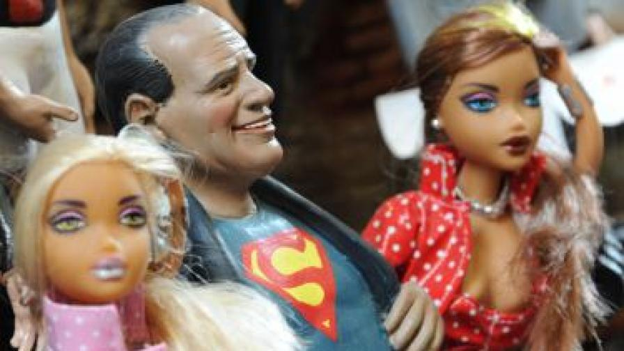 """Италианките казват """"Стига!"""" на Берлускони"""