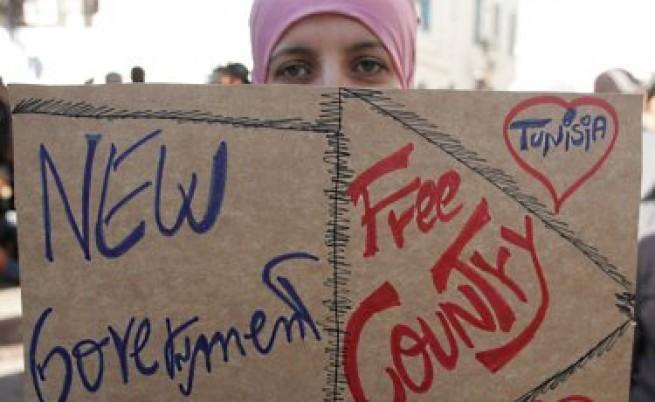 Сблъсъците в Тунис продължават