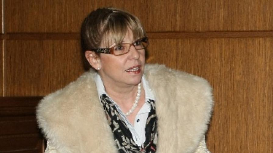 4 години затвор за бившия шеф на данъчните Мария Мургина