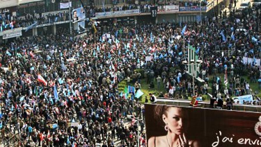"""Кандидат, близък до """"Хизбула"""", ще е премиер на Ливан"""